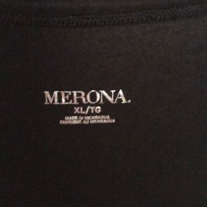 Merona Tops - 🎒 Perfect black tee shirt